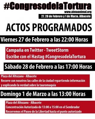 cartel congresodelatortura