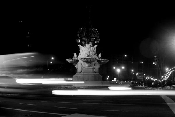 Albacete-nocturno_Flickr de Eduardo Siquier