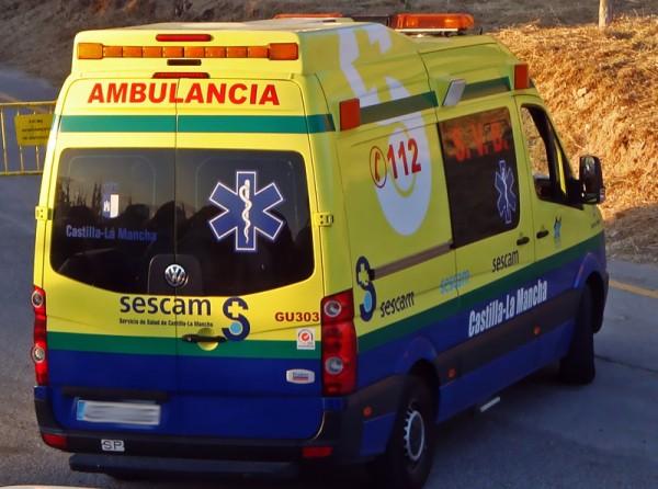 Ambulancia-sescam-flickr