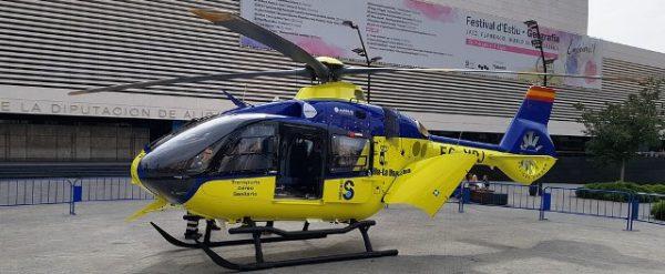 helicoptero sescam_flickr_imagen de Luis